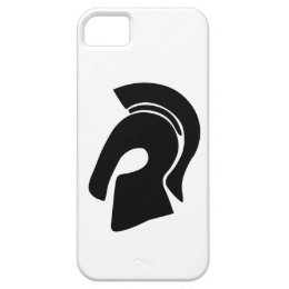 Trojan Helmet iPhone SE/5/5s Case