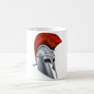Trojan Helmet Mug