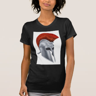 Trojan Helmet Tee Shirts