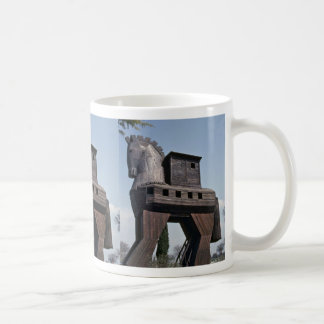 Trojan Horse Coffee Mug