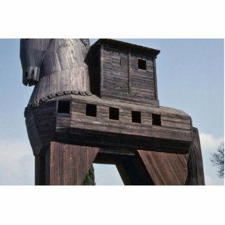 Trojan Horse Fotoescultura Vertical