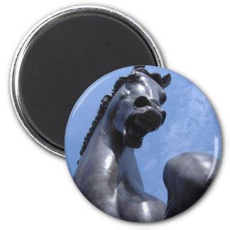 Trojan Horse Imán Redondo 5 Cm