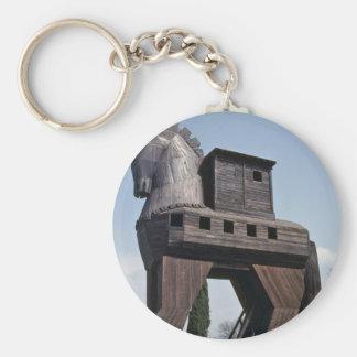 Trojan Horse Keychain