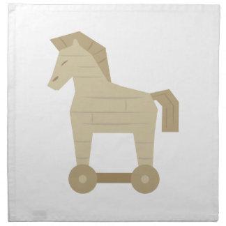 Trojan Horse Servilleta