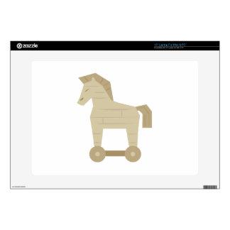 "Trojan Horse 15"" Laptop Decals"