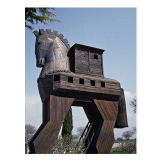 Trojan Horse Tarjeta Postal