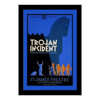 Trojan Incident Poster