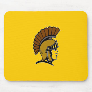Trojan Mouse Pad