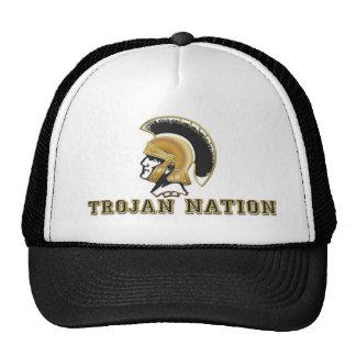 Trojan Nation - Team Supporter Mesh Hats
