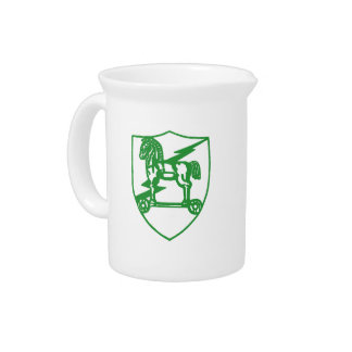 Trojan Products Drink Pitcher