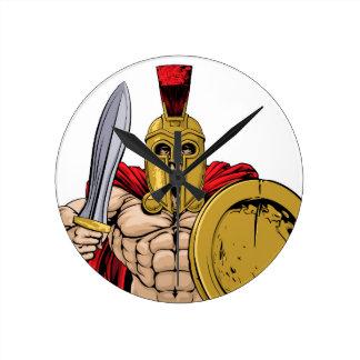 Trojan Reloj Redondo Mediano