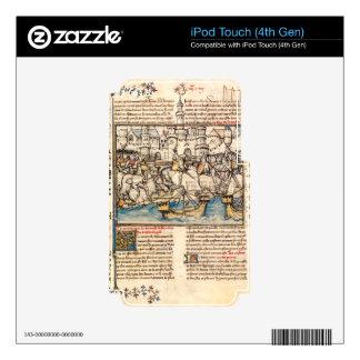 Trojan War Battle Skin For iPod Touch 4G