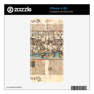 Trojan War Battle Skins For iPhone 4