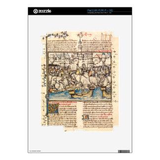 Trojan War Battle iPad 2 Skins