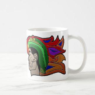 Trojan Warrior Coffee Mug