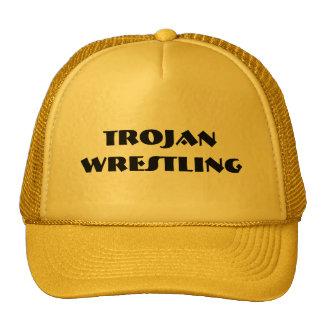 Trojan Wrestling Trucker Hat