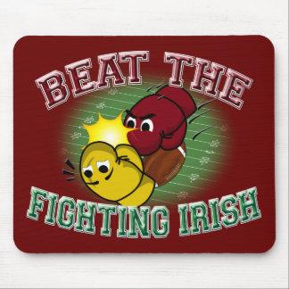 Trojans Beat The Irish Mouse Pad