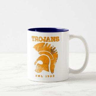 Trojans Coffe Mug