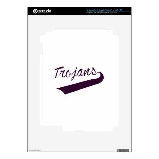 Trojans iPad 3 Decals