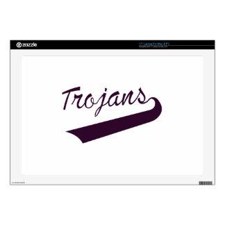 Trojans Laptop Decals