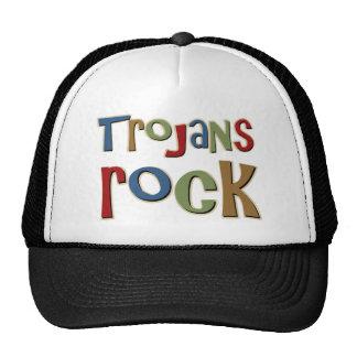 Trojans Rock Trucker Hat