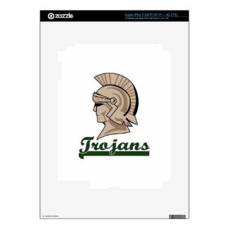 TROJANS SKINS FOR iPad 3