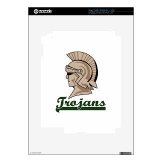 TROJANS iPad 2 SKIN