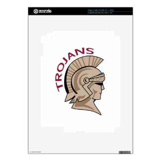 TROJANS SKINS FOR iPad 2