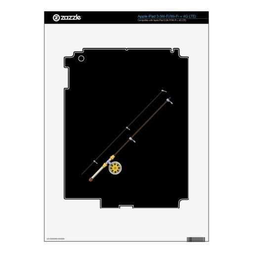 Trole iPad 3 Pegatina Skin