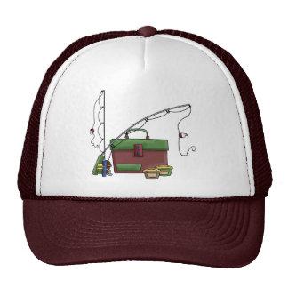 Trole y gorra frescos de los trastos