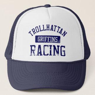 trolhattan_GRIFFINS racing Trucker Hat