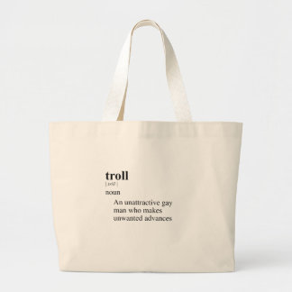 TROLL 2 CANVAS BAG
