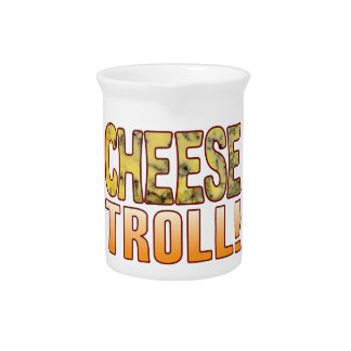Troll Blue Cheese Drink Pitcher