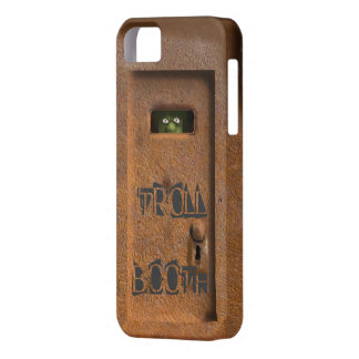 TROLL BOOTH iPhone SE/5/5s CASE