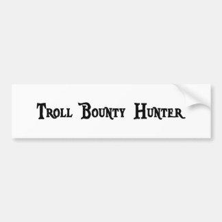 Troll Bounty Hunter Sticker