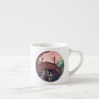 Troll Bridge Mini Mug from Unreal Estate