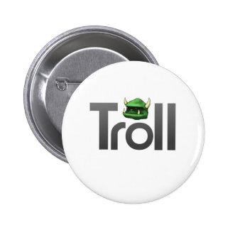 Troll 2 Inch Round Button