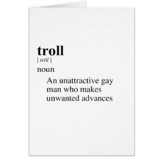 TROLL CARDS