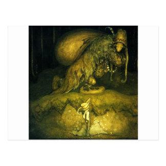 troll-clipart-8 postcard