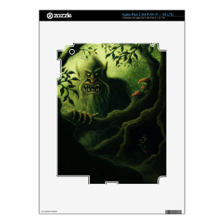 troll country fantasy iPad case iPad 3 Decals