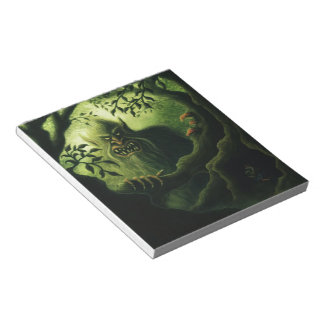 troll country fantasy notepads