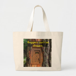 TROLL DOOR LARGE TOTE BAG
