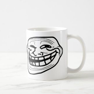 Troll Face Coffee Mug