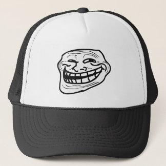 Troll Face Trucker Hat