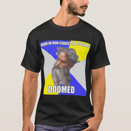 Troll God Doomed T-Shirt