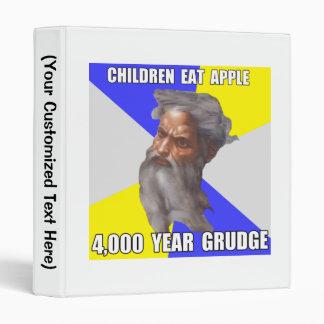 Troll God Grudge 3 Ring Binder