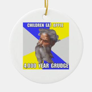 Troll God Grudge Ornaments