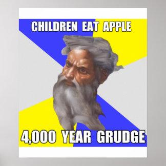 Troll God Grudge Poster
