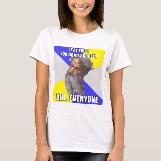 Troll God Kills T-Shirt