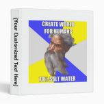 Troll God Saltwater Vinyl Binders